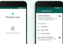 how-to-activate-fingerprint-lock-on-whatsapp
